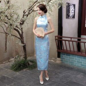 Robe Chic Chinoise