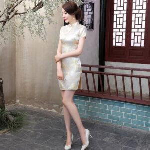 Robe Chinoise Adulte