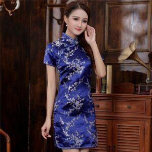Robe Chinoise Decontractee
